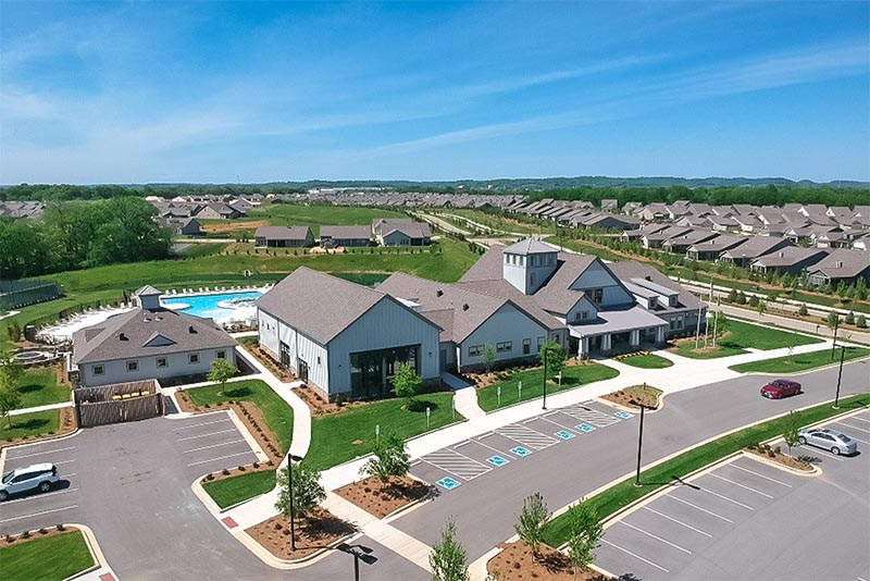 Del Webb Southern Springs Spring Hill Tn Retirement Communities 55places
