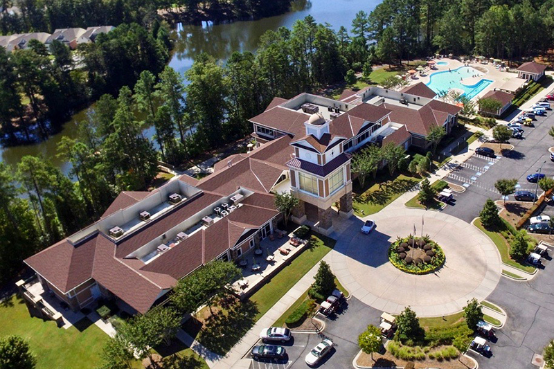 The Lake House - 55,000 Sq. Ft.