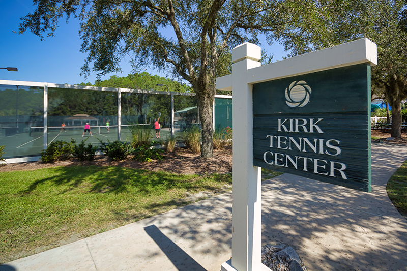 Kirk Tennis Center