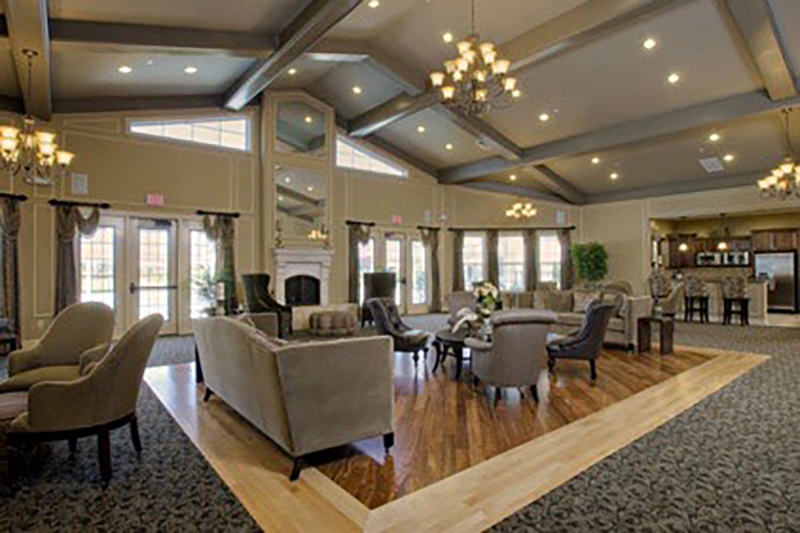 Spring Arbor Clubhouse - 7,000 Sq. Ft.