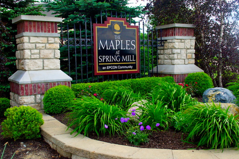 The Maples at Spring Mill - Westfield, IN