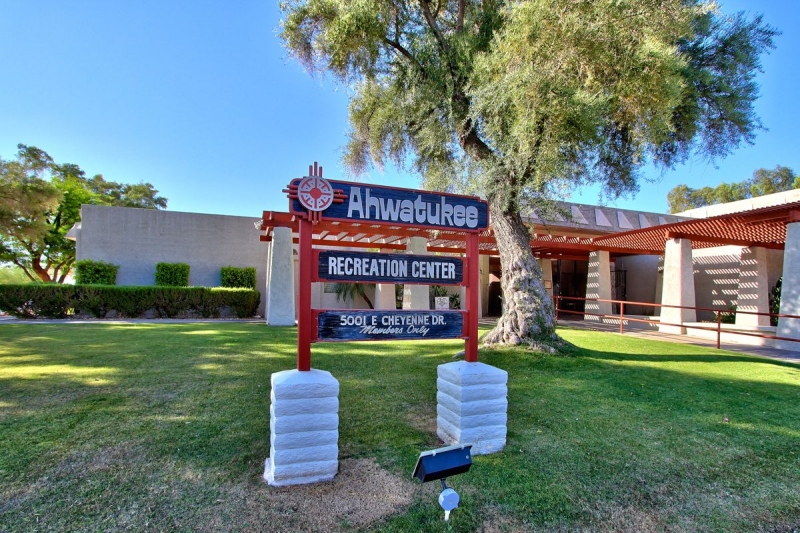 Ahwatukee Retirement Village