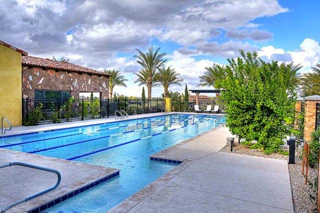Trilogy at encanterra queen creek az 55 places for Pool builders queen creek az