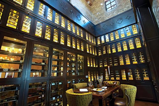 The Vault at 1528 - Wine Tasting Room & Private Dining Room