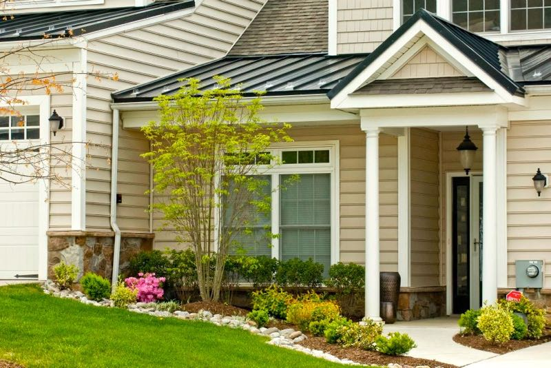 Low-Maintenance Exteriors