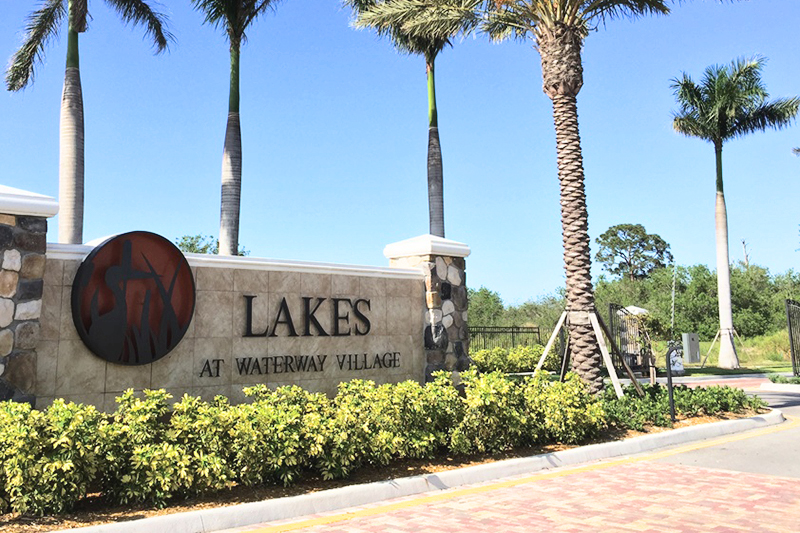 Lakes at Waterway Village