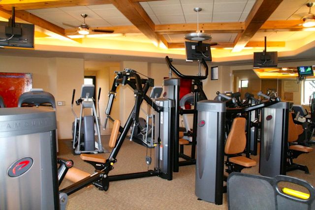 3 State-of-the-Art Fitness Centers