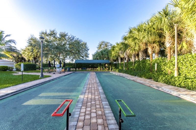 2 Bocce Ball Courts