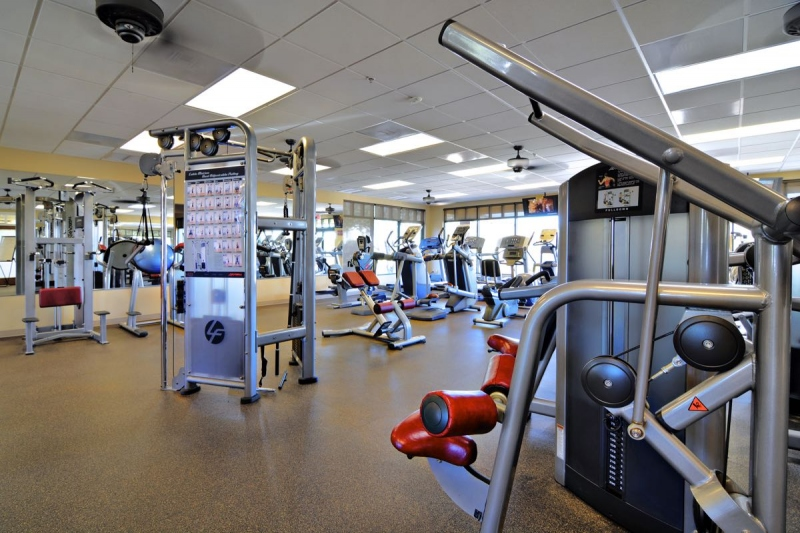 State-of-the-Art Fitness Center - 5,500 Sq. Ft.