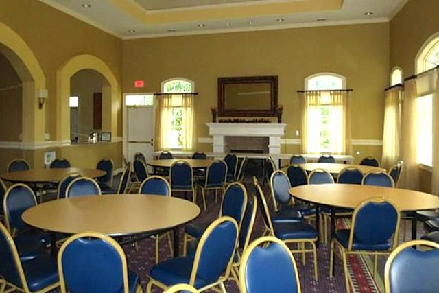 Party Room with Catering Kitchen
