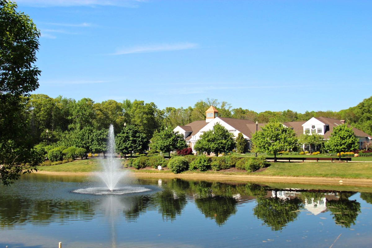 Riviera At Freehold Freehold Township Nj 55places Com Retirement Communities