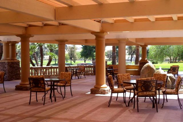 Sun Lakes Country Club  Banning, Ca  55 Places Active -6393