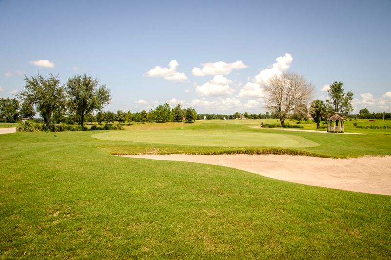 18-Hole Championship Golf Course