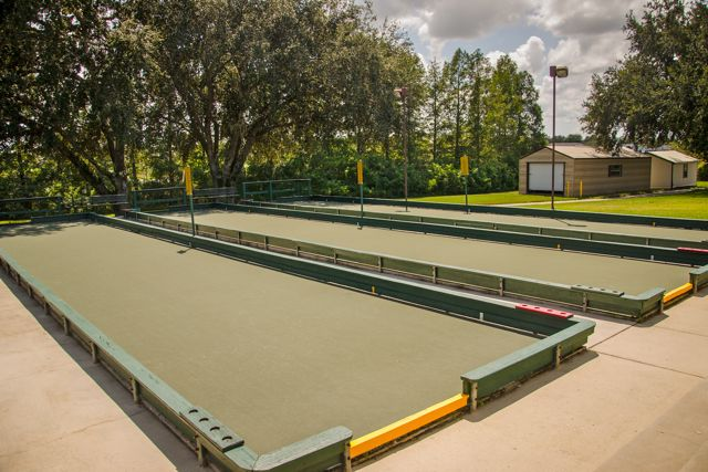 8 Bocce Ball Courts