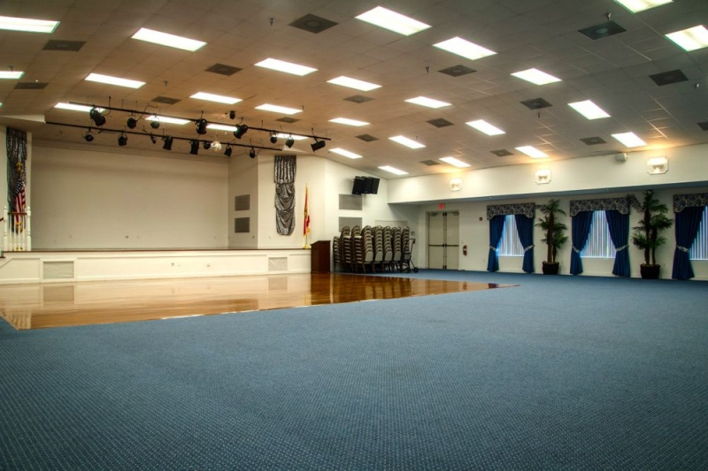 Auditorium & Stage