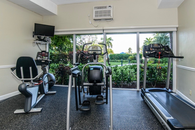 4 Exercise Rooms