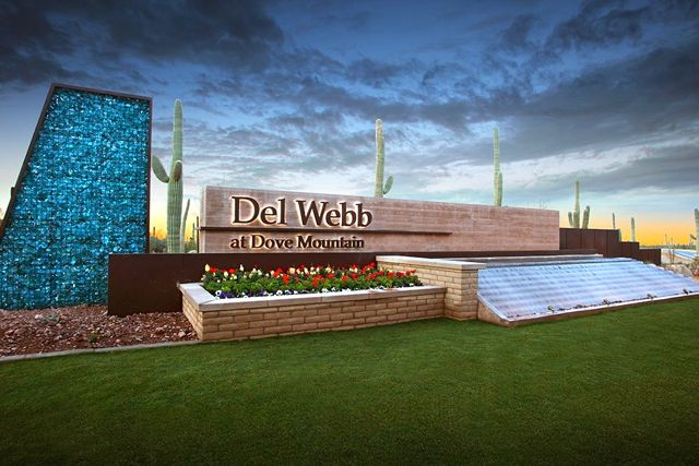 Del Webb at Dove Mountain