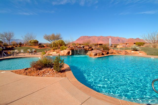 Entrada At Snow Canyon Country Club St George Ut