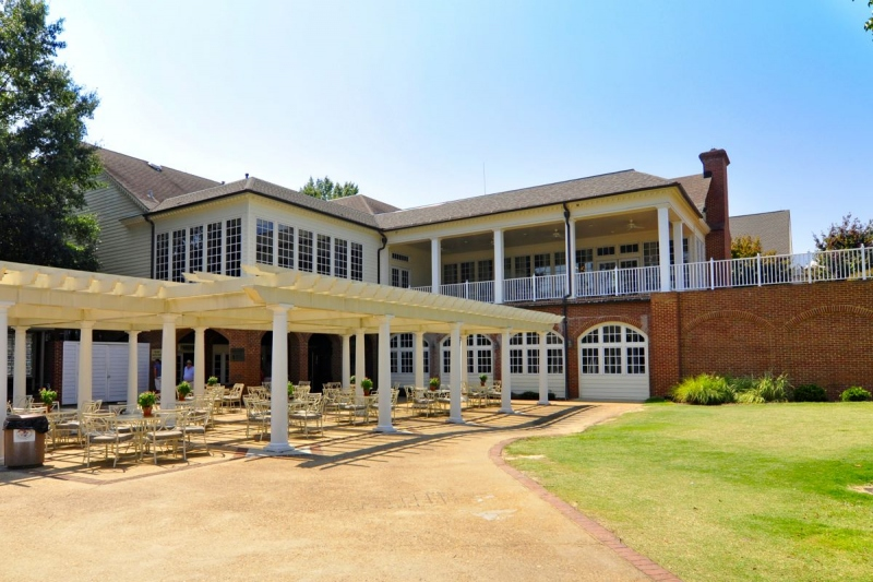 Ford's Colony Country Club - Clubhouse