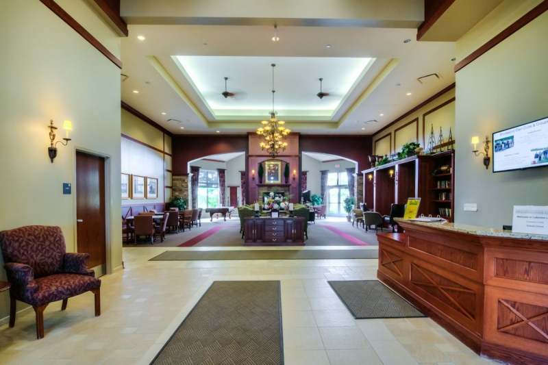 Lodge Foyer