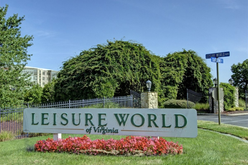 Access to Leisure World Amenities
