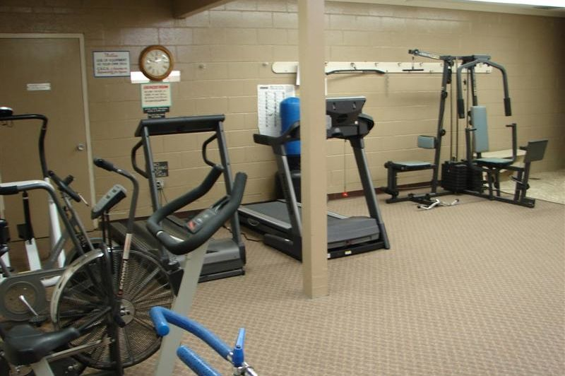 Men's Exercise Room