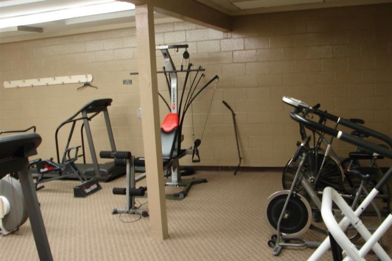Ladies' Exercise Room