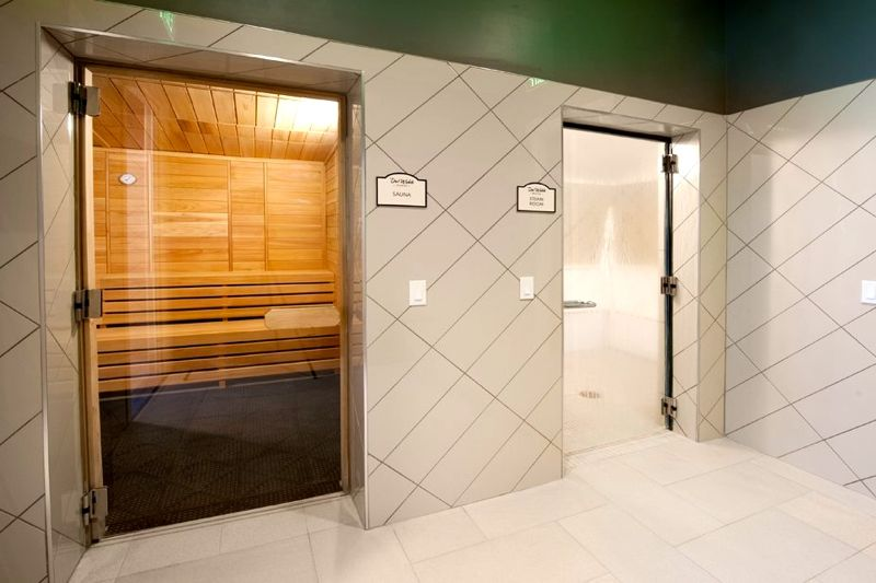 Steam Room & Sauna
