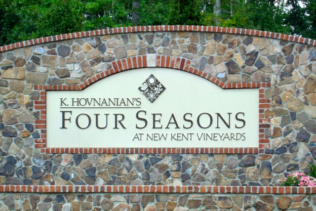 Four Seasons at New Kent Vineyards - New Kent, VA