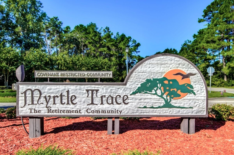 Myrtle Trace