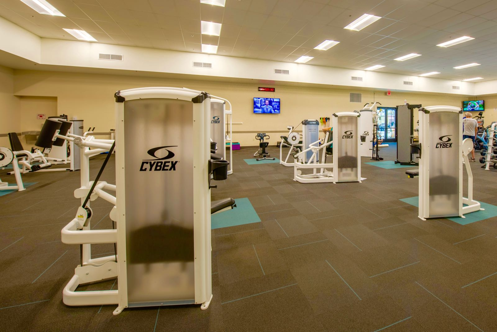 State-of-the-Art Fitness Studio