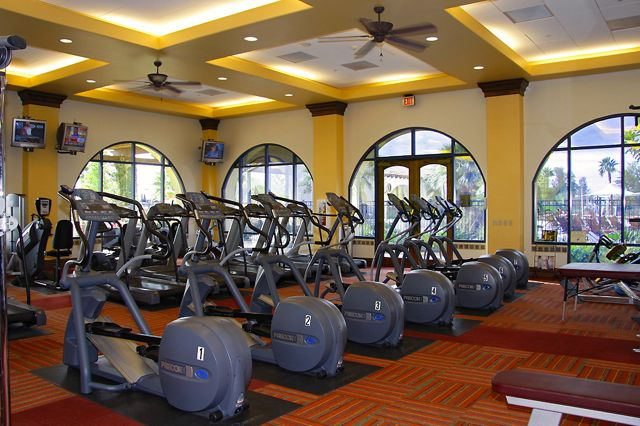 Fitness Center - 12,000 Sq. Ft.
