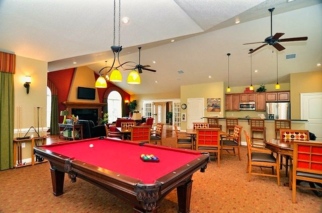 Billiards & Social Area