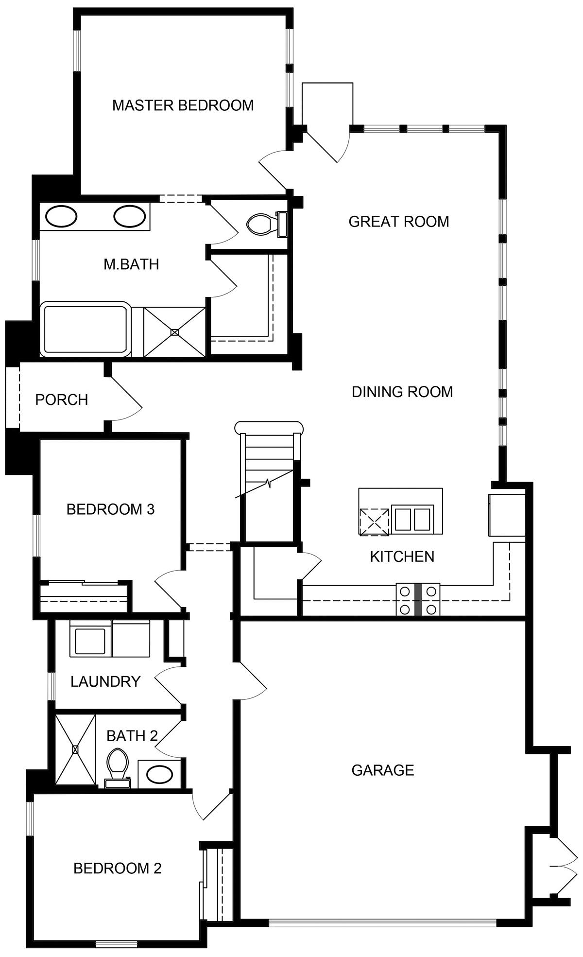 Residence 2x