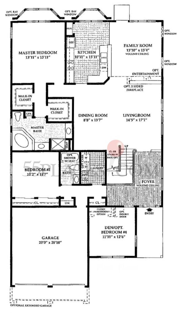 Elevation Plan Scale : Captiva loft floorplan sq ft four seasons at sea