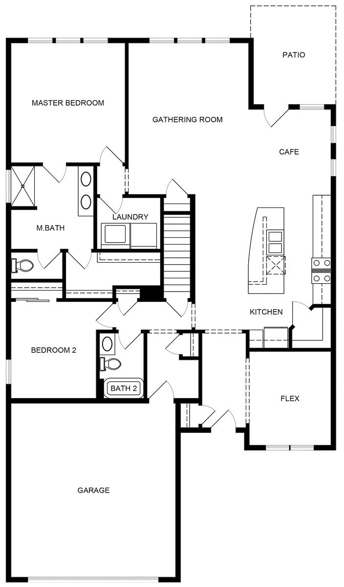 Castlerock Estate Series
