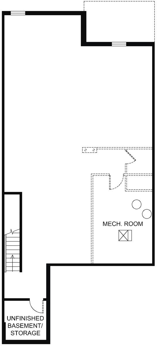 Monocacy 1-Car w/ Study