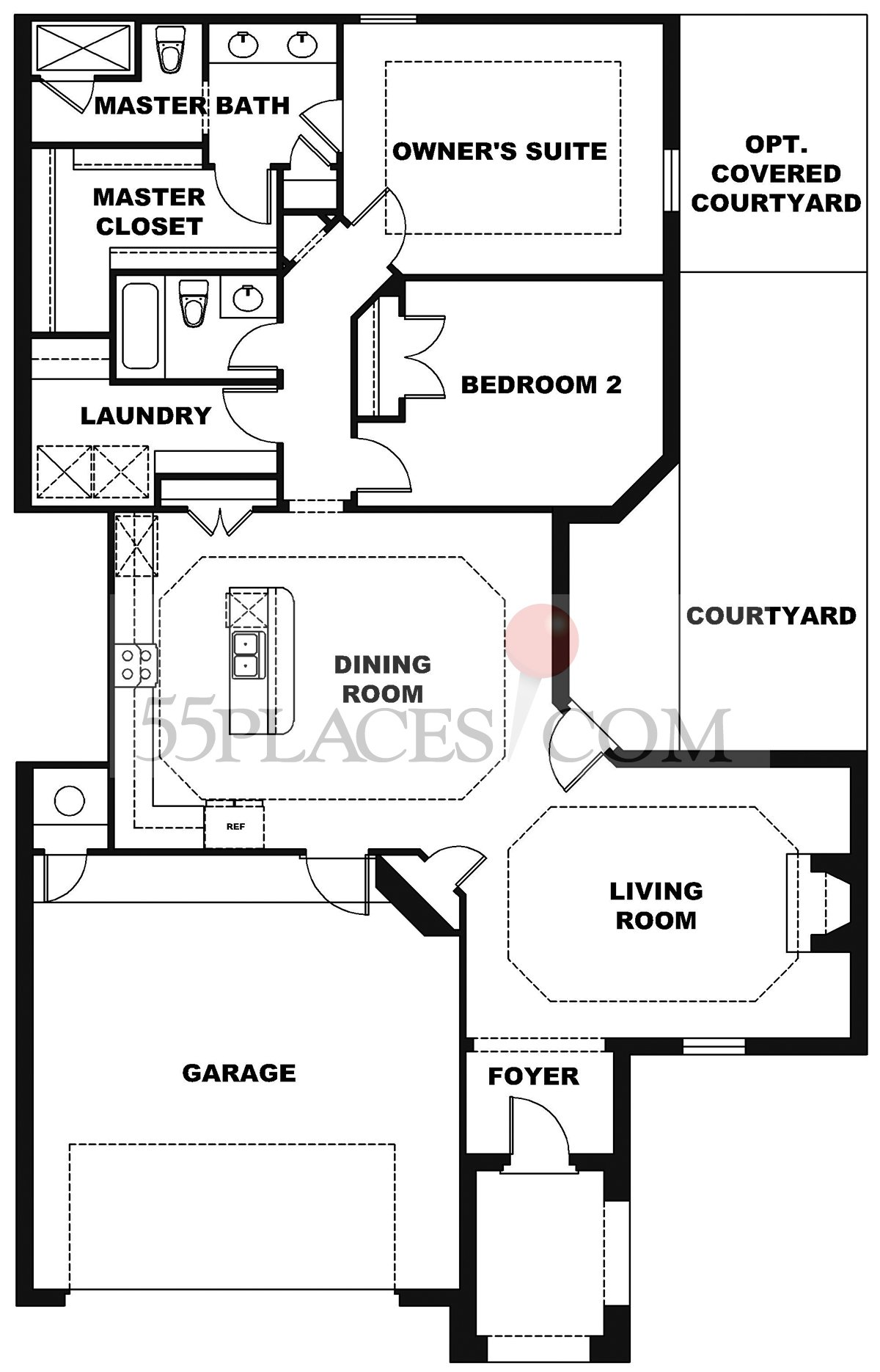 epcon_whiteoakranch_palazzo Palazzo Floor Plan For House Builders on construction floor plans, furniture floor plans, restaurants floor plans, hotels floor plans, interior design floor plans, schools floor plans, banks floor plans,