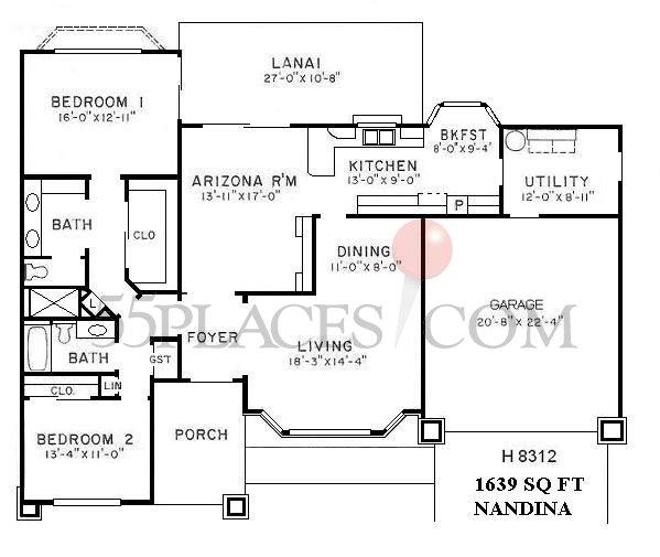 H8319 - Nandina