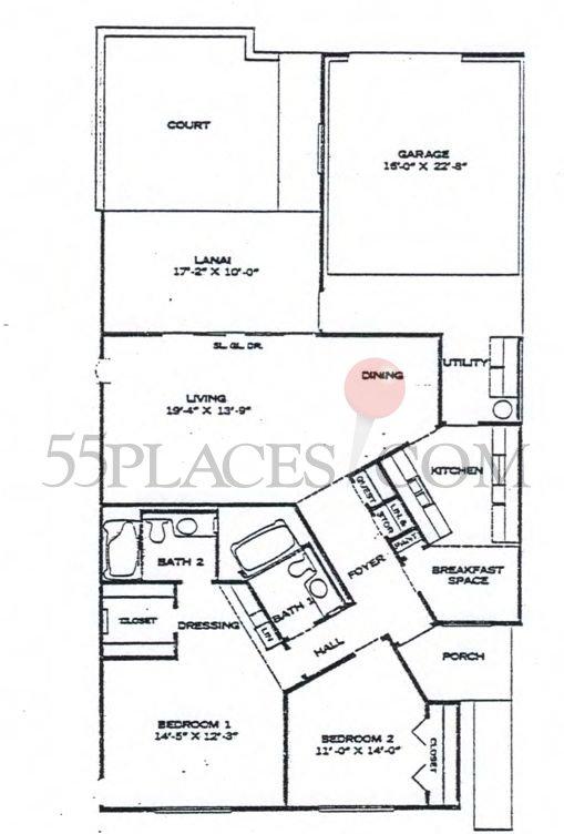 Patio Apartment (PA-13)