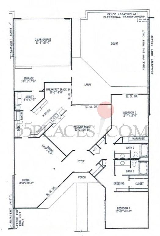 Patio Apartment (PA-2)