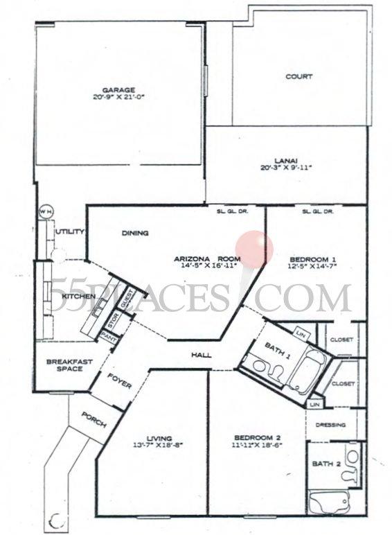 Patio Apartment (PA-403)