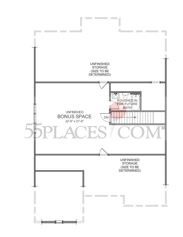 Rutherford Close Plan A