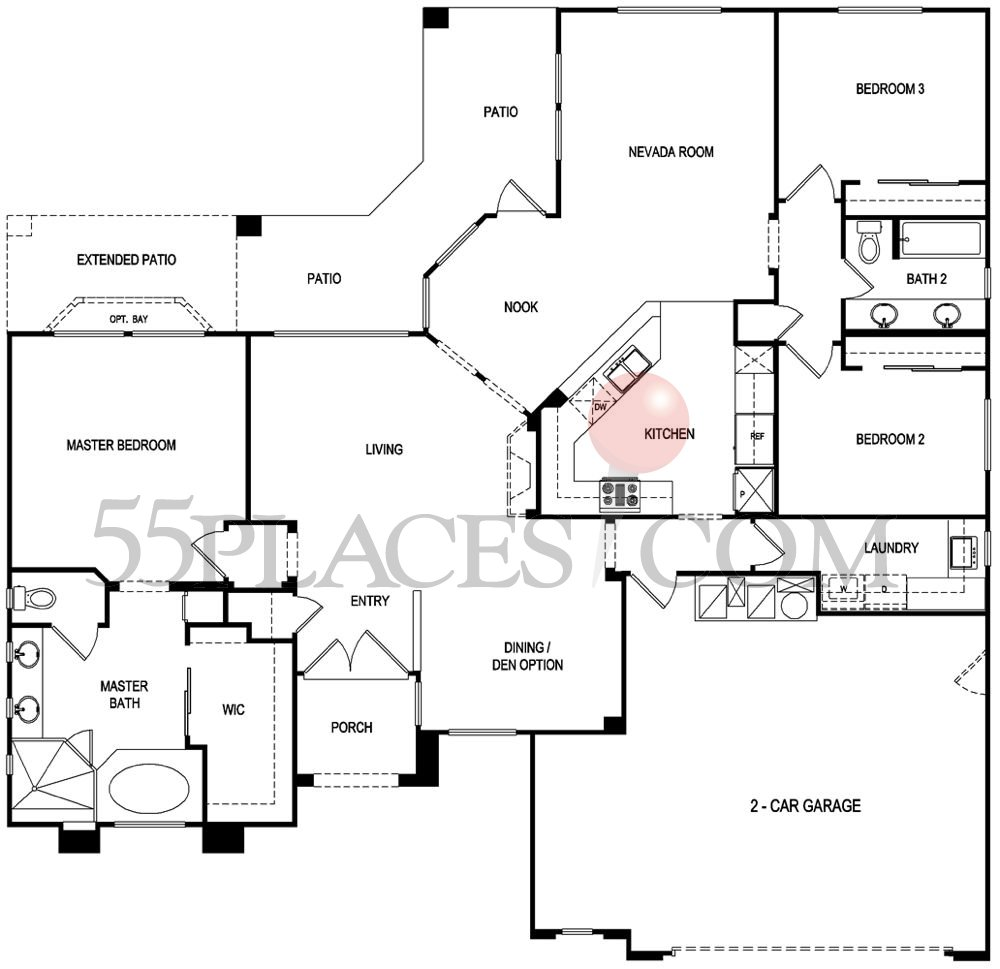 Finding A Floor Plan: Sun City Summerlin