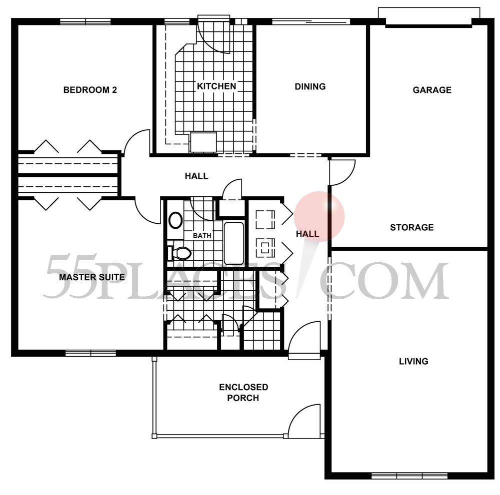 Regency Square Apartments: Leisure Village East