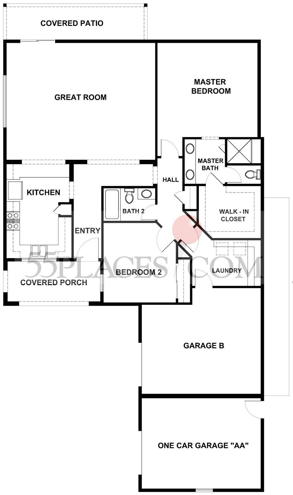 Residence B