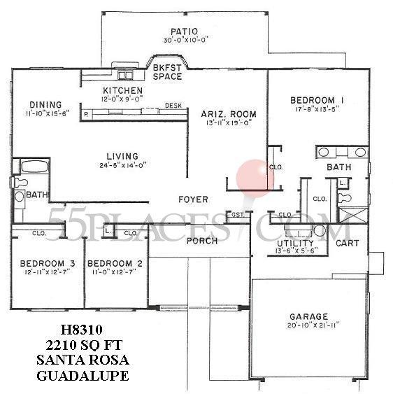 H8310 - Santa Rosa