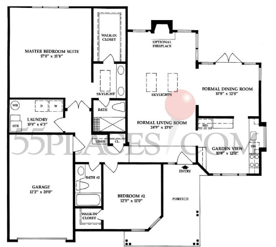 Macy S Herald Square Floor Plan: Leisure Village West