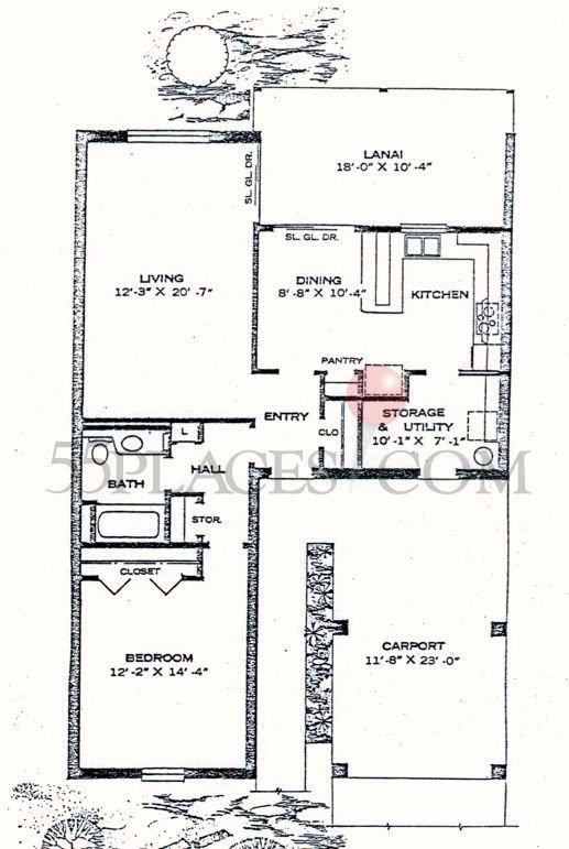 Spanish Villas (S-1)