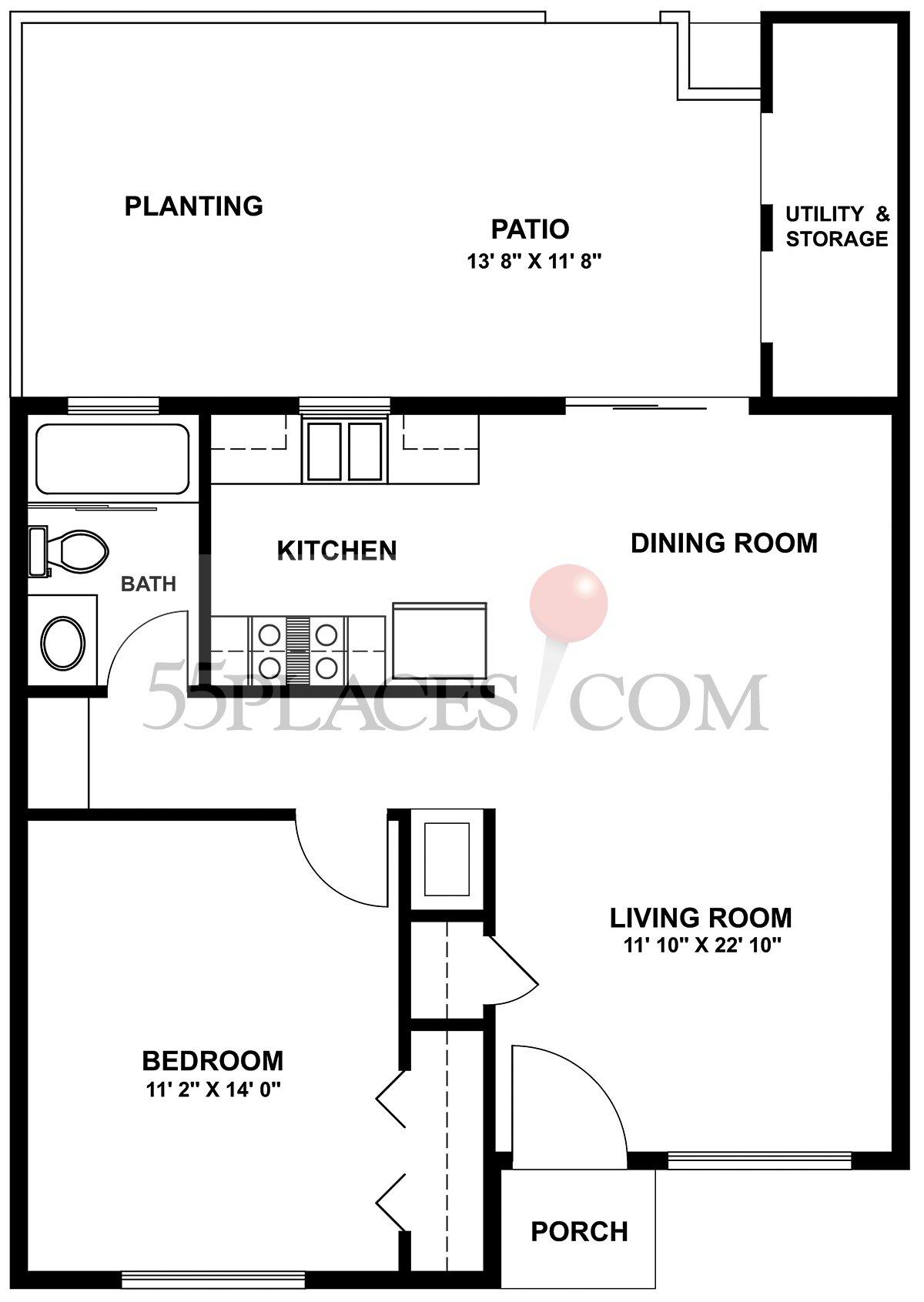 Apartment (A-1)